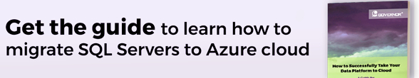 Learn how to successfully take your SQL Server platform to Azure cloud